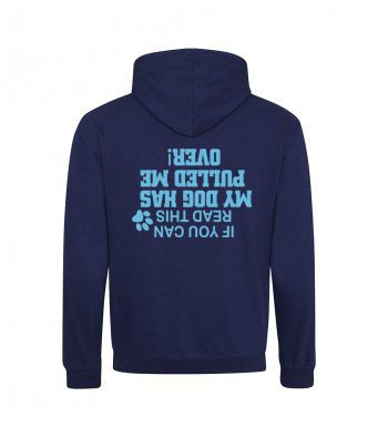"""If you can read this"" hoodie"