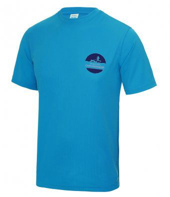Bridgend Canicross tech t-shirt