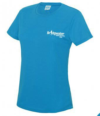 Bridgwater ladies Running Club T-shirt