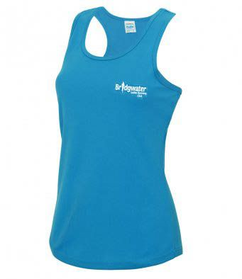 Bridgwater Ladies Running Club Vest