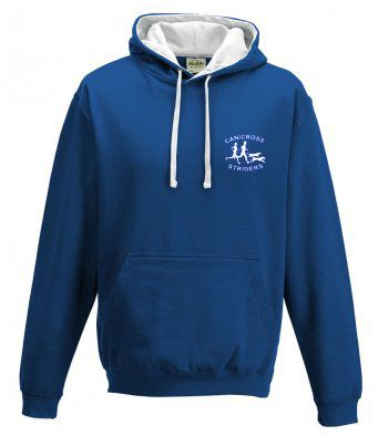 Canicross Striders Contrast Hoodie