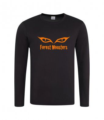 Forest Monsters Long Sleeve T-Shirt