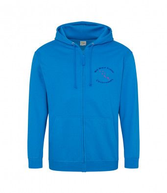 Mid West Sussex Canicrossers Zip Hoodie