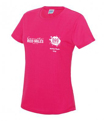 Muddy Mutts 2019 Women's short sleeve team t-shirt
