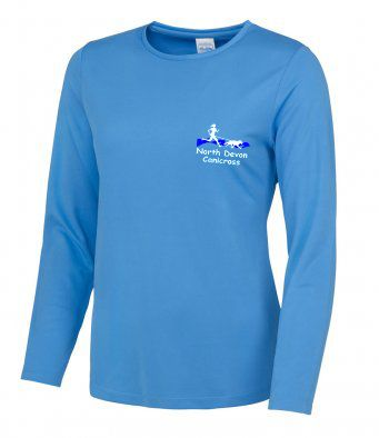 North Devon Canicross Long T-Shirt