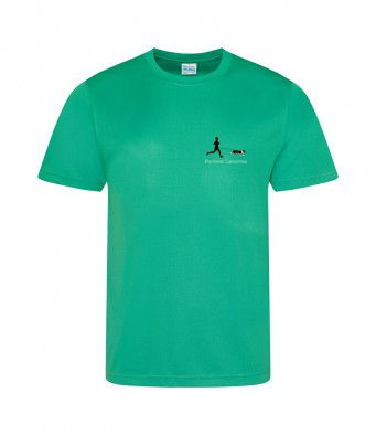 Pennine Canicross tech t-shirt