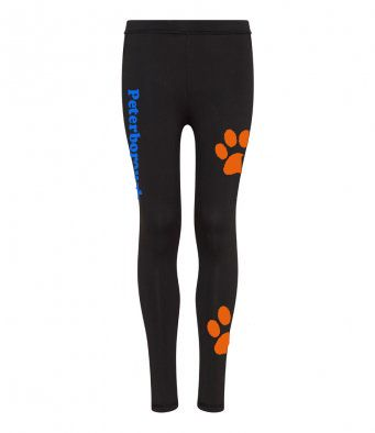 Peterborough Paws Kids Athletic Leggings