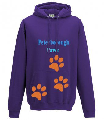Peterborough Paws Kids Hoodie