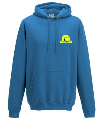 Tenby Canicross Unisex Hoodie