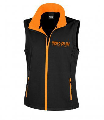 Tri 2 Run Soft Shell Bodywarmer