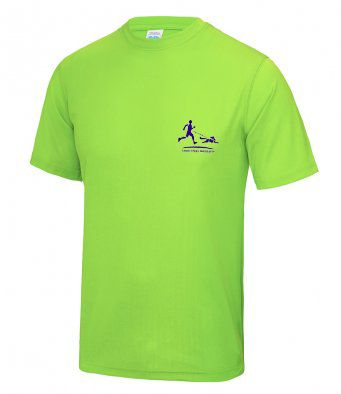 Unisex Trailrunners Northants Technical T-shirt