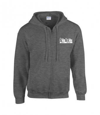 Wag This Way Zip Hoodie